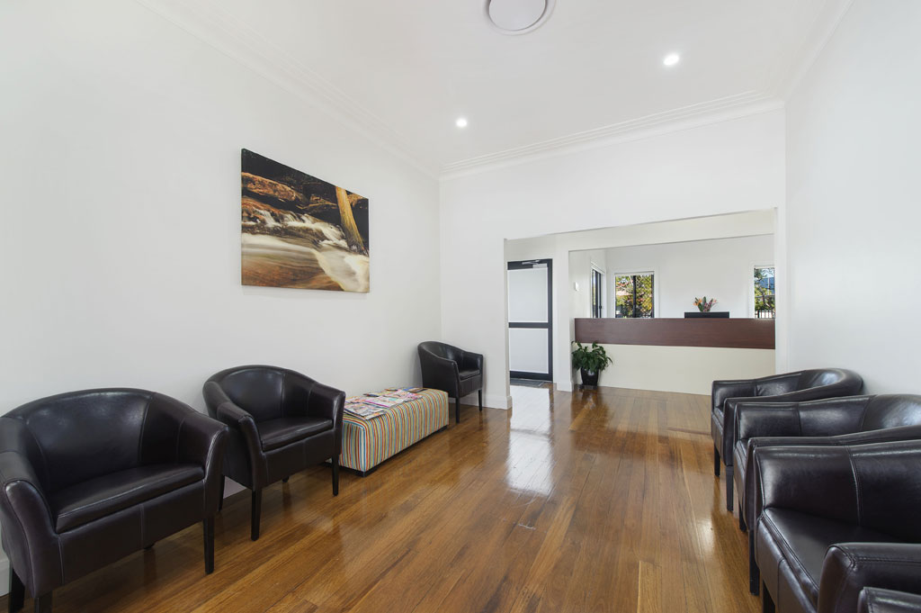 Wauchope Dental Waiting Room